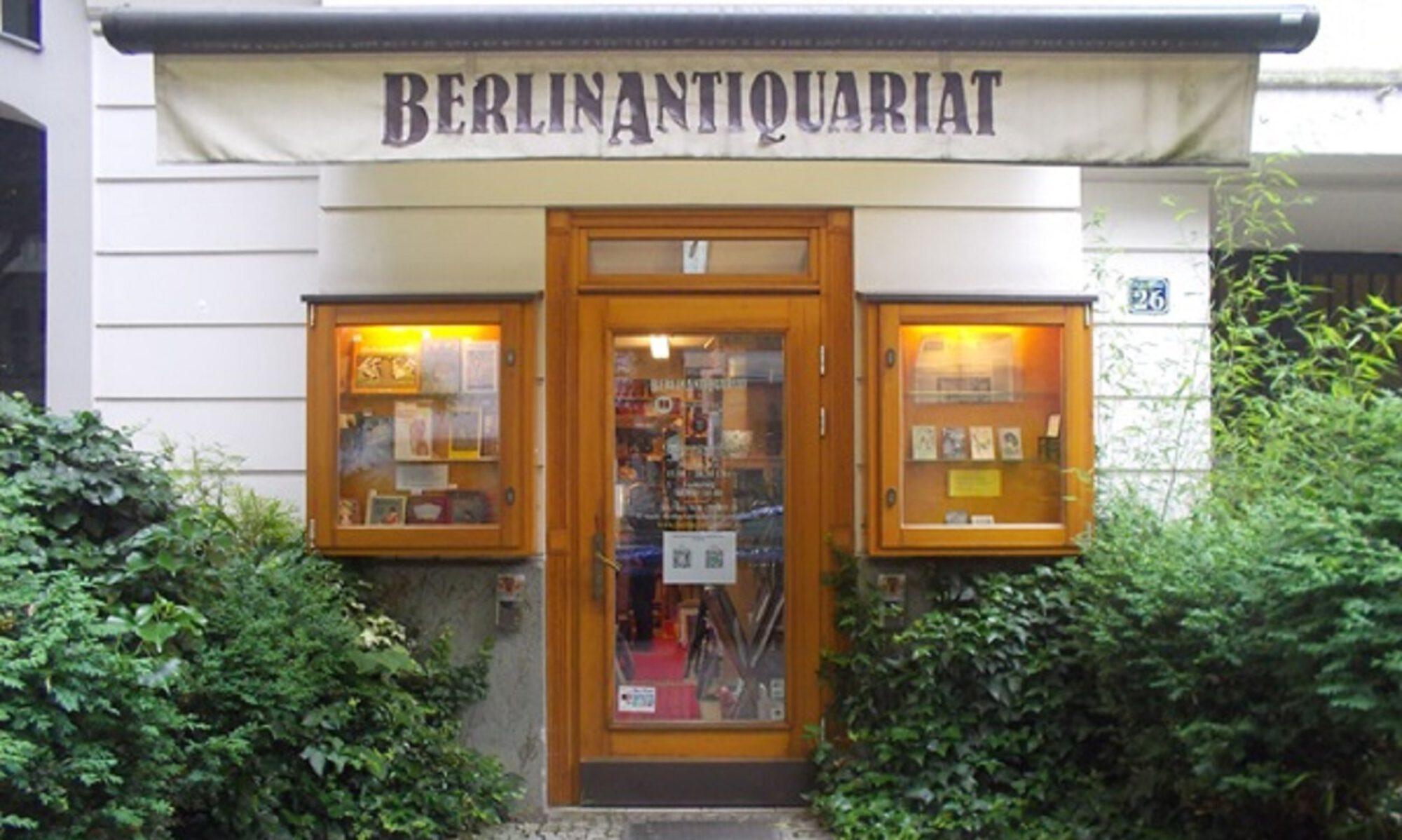 BerlinAntiquariat